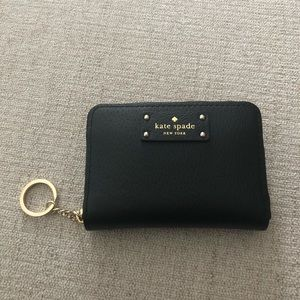 Kate Spade Wallet with Keychain